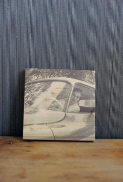 Holzbild Auto 20180201
