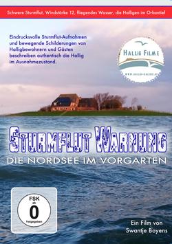 DVD: Sturmflut Warnung - Die Nordsee im Vorgarten