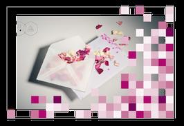 BLOOM SHOWER postcard ブルームシャワー_オリジナルポストカード