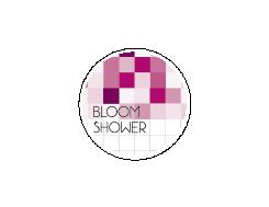 BLOOM SHOWER masking tape ブルームシャワー_オリジナルマスキングテープ
