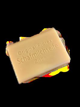 Alpenden zeep, met BIO schapenmelk en essentiële olie van de Alpenden (Arve, Zirbe, Zirbelkiefer, Pinus Cembra)