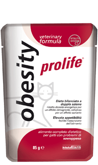 Prolife Veterinary Formula Cat -Cibo Umido busta 85g
