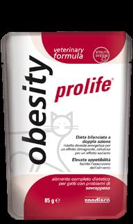 Prolife Veterinary Formula Cat -Cibo Umido busta 85g
