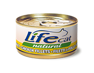 LIFE CAT FILETTI DI POLLO 70G