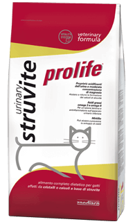 PROLIFE VET GATTO URINARY STRUVITE DRY
