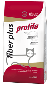 PROLIFE VET GATTO FIBER PLUS DRY