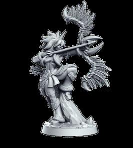 Kira, Bogenschützin Monsterjägerin