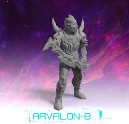 Arvalon Crew Morrad Ehrensammler