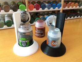Farbtopf Halter / Paint Pot Holder