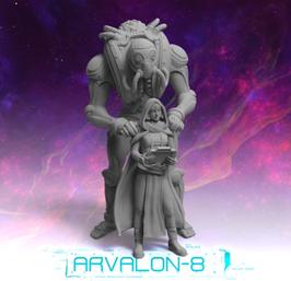 Arvalon Crew Kato und L7