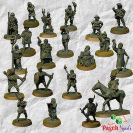Brite Minis NSC Set (20 Miniaturen)