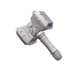 AG Zwergischer Einhand-Hammer