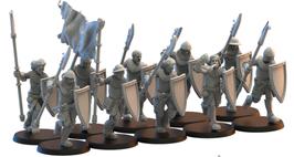 Mercia Infanterie (10 Modelle)