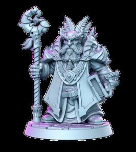 Draloth Zwerg Magier