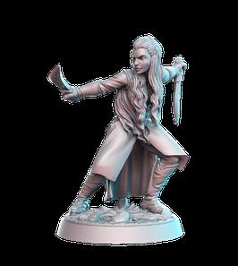 Aurielle Elfe Kämpferin