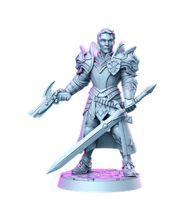 Sir Kris königlicher Ritter