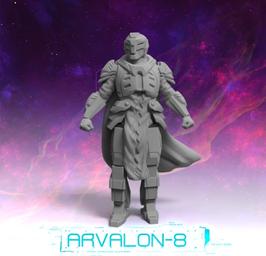 Arvalon Crew Tol Kata Terminator