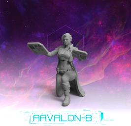 Arvalon Crew Jaria Taa Navigatorin