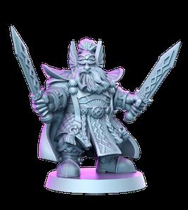 Grimhold Zwerg Champion
