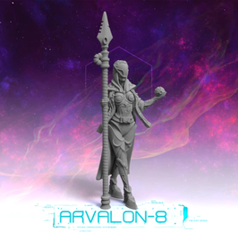 Arvalon Crew Laedona Telrosa Botschafterin