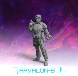 Arvalon Crew Ciara Rekrutin