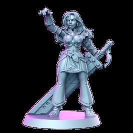 Margie Schwertkämpferin
