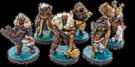 Wildling Stamm (6 Modelle)