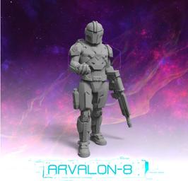 Arvalon Crew Dyn Mandolarianer
