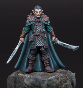 Evendil Elf Schwertkämpfer
