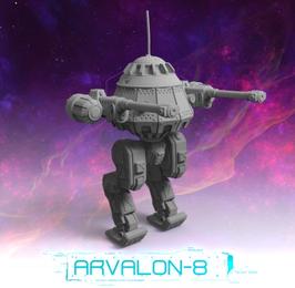 Arvalon Crew BZ Colossus Waffenplattform