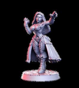 Mara, Schicksalsweberin