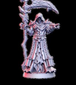 Hades, uralter Nekromant