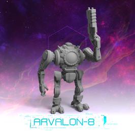 Arvalon Crew Atlas schneller Kampfläufer