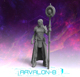 Arvalon Crew Joreal Technomancer