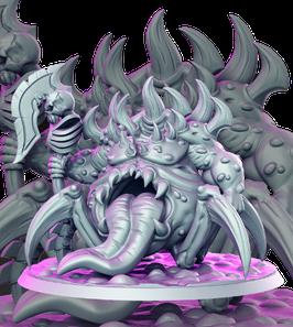 Deathmaw gefräßiger Dämon
