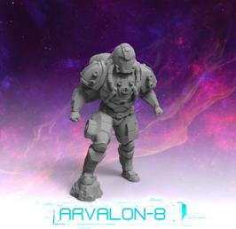 Arvalon Crew Doc McRoy Medic