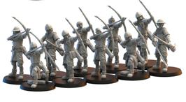 Mercia Bogenschützen (10 Modelle)