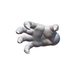 AG Ork Hand
