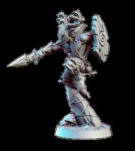 Quickspear Elf Jäger