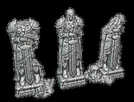 Statuen Set (3 Stück)