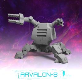 """Arvalon Crew Brecher Bot V5 """"Die Spinne"""""""