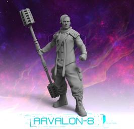 Arvalon Crew Switch Söldner