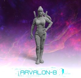Arvalon Crew Blade Ex-Geheimdienst