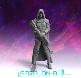 Arvalon Crew Taekon Em Leibwächter