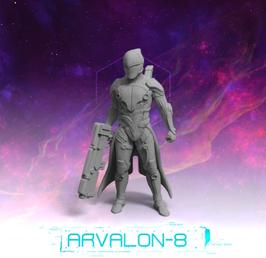 Arvalon Crew Zimeon Ex-Soldat