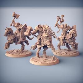 Sonnenorden Fanatiker Kavallerie