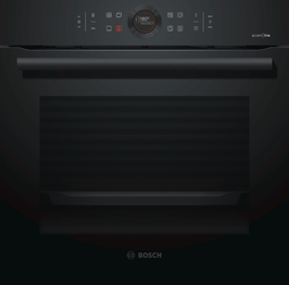 Bosch HBG855TC0 carbon black
