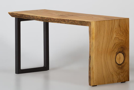 Eichenholz Schreibtisch massiv