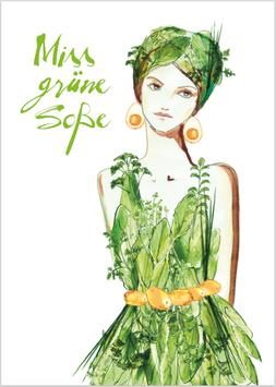"PRINT ""MISS GRÜNE SOSSE"""