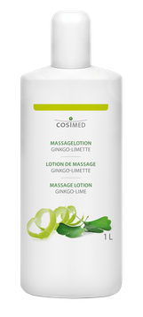 "Massagelotion ""Ginkgo-Limette"""